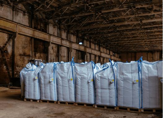 Principales ventajas de los sacos de polipropileno en el sector industrial