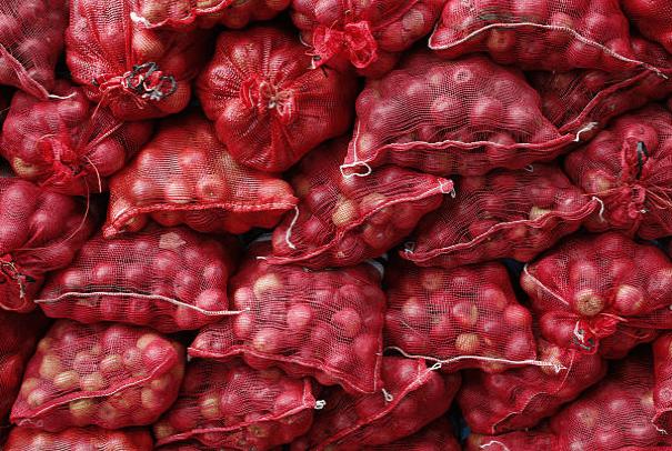 ¿Por qué los súper sacos son usados en la agricultura?