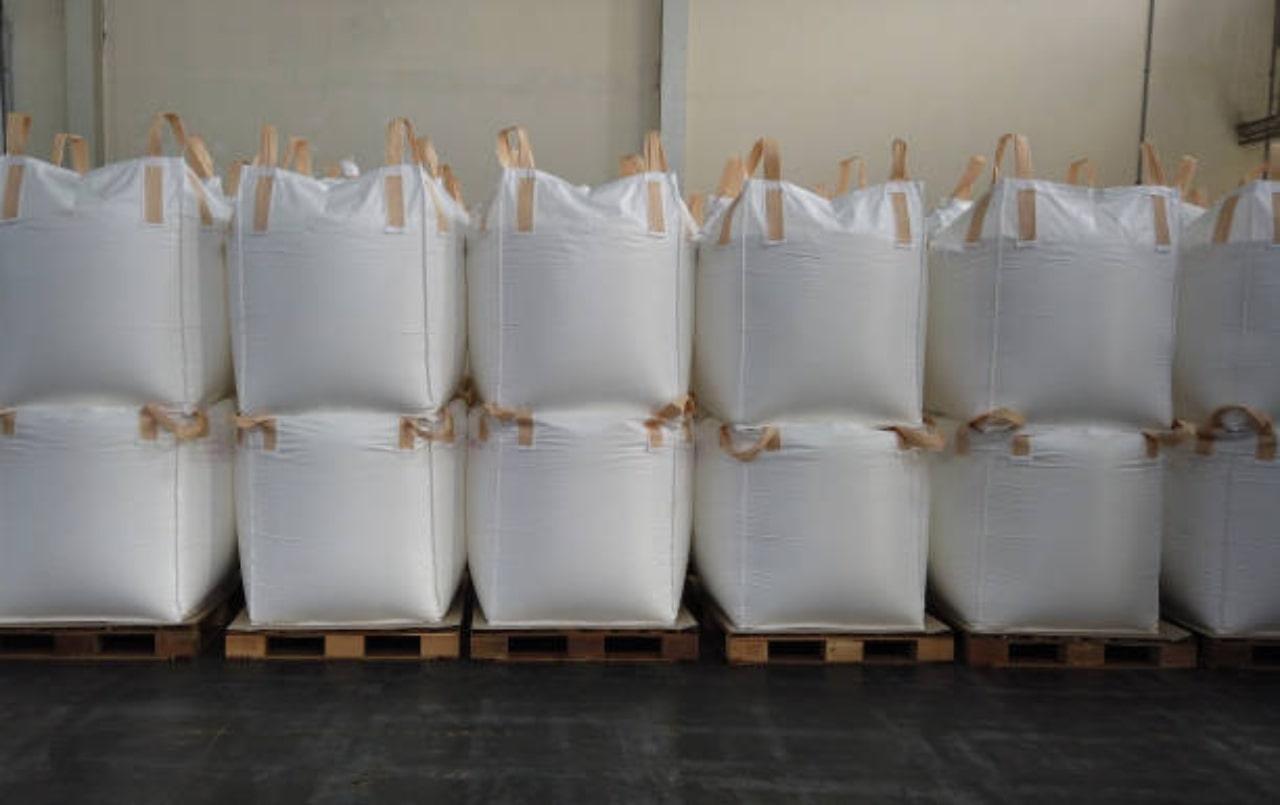 Tipos de tejido en súper sacos