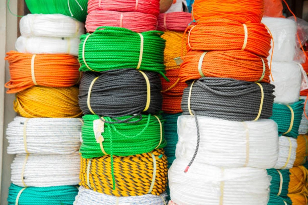 cable de plastico