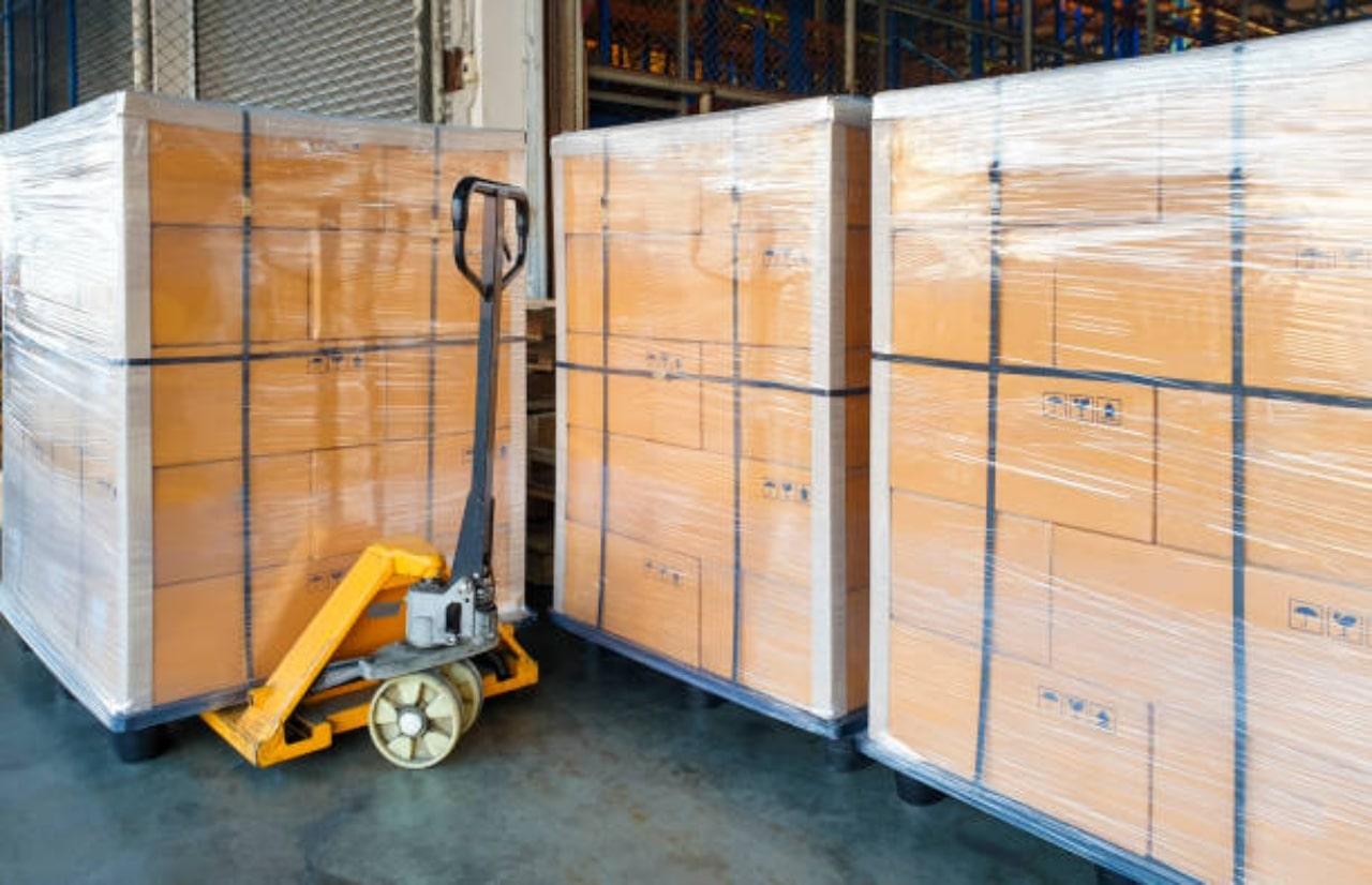 Tipos de flejes para el sector logístico